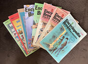 Lot Of 8 Encyclopedia Brown Books Sobol Paperback Early Readers Chapters
