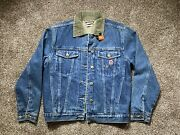 Collectible Disney Store Embroidered Denim Jacket - Winnie The Pooh