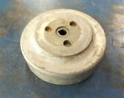 1940and039s Vintage Evinrude Elto Ace 1.8 Hp 4351 Outboard Flywheel