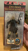 Lord Of The Rings Two Towers Isengard Orc Warrior W/ Axe Toybiz 6 French Vers