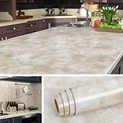 197 X 36 Inch Wide Marble Contact Paper Peel And Stick Countertops Granite
