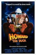 231977 1986 Howard The Duck Movie Poster Print Ca
