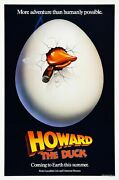 232871 Howard The Duck 1986 Movie Poster Print Ca
