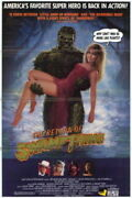 236680 Return Of The Swamp Thing Poster Print Ca