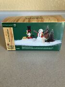 Dept 56 North Pole Woods Tailored For You 56921 Mint Retired Rare Same Day Ship