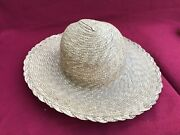 Vintage Straw Hats For Women