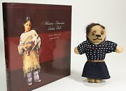 Ooak Forrest Fenn Collection Antique Native American Doll W/signed Book Fabulous
