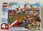 New Lego Toy Story 4 Duke Caboomand039s Stunt Show 10767 120 Pcs Retired