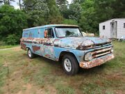 Chevy C-30 Panel Truck Rat Rod Or Suburban Great Project Truck