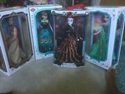 Lot Of Collectible Disney Dolls
