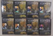 Brand New Factory Sealed Dai Vernon Revelations Vol 1 To 17 Complete 8 Dvd Set