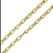 Solid 14k Yellow Gold Mariner Cable Jewelry Chain Necklace 5 Mm Usa Made
