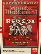 2021 Topps X Sports Illustrated Card 6 Boston Red Sox Short Print 02/70