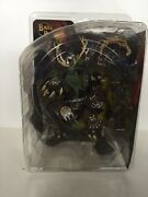 World Of Warcraft Wow Broll Bearmantle Series 2 Ultra Scale Action Figure 2008