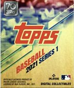 Topps Digital Mlb Premium Pack - 45 Digital Collectibles- Series 1 Sold Out