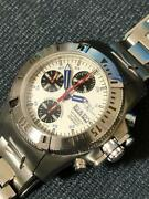 Ball Watch Engineer Hydro Carbon Chrono White Dial