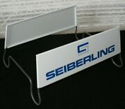 Seiberling Signs Vintage Tire Stand Rack Nice