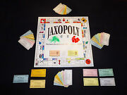 Jaxopoly Board Game Monopoly Style New Retails 2277 Collectable. Free Shipping
