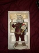 Duncan Royale - History Of Santa Claus Todayand039s Nast With Original Box