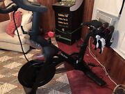 Peloton Bike 2nd Gen🚲used 20 Times Only W/accessories Weights Shoes Size 47