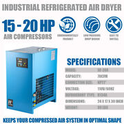 Hpdmc Compressed Air Dryer Refrigerated System 70cfm And 115psi