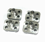 King Pin Bearing Cap 4 Units For Willys Cj Mb Gpw M38 All Jeeps Model