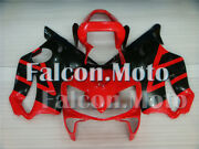 Red Black Fairing Fit For 2001-2003 Cbr600 F4i Plastics Set Injection Molding Ay