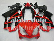 Red Black Fairing Plastic Fit For 2004-2007 Cbr 600 F4i Injection Body Kit Aak