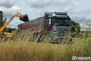 Roof Bar+leds+led Spots+amber Beacon For Mercedes Actros Mp4 Bigspace Cab Front
