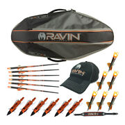 Ravin Crossbows Soft Case With Accessories Bundle