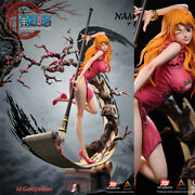 Epoch Studio One Piece Nami Resin Model Painted Statue Pre-order 1/4 Scale H68cm