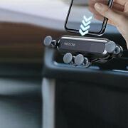 Universal Ultra-slim Auto Grip Car Gravity Cell Phone Clip Holder Accessories