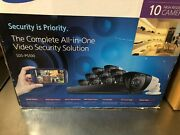 Samsung 16 Channel Camera Security System Sds-p5100n Tested Working