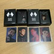 Sehun Obsession Necklace Trading Card