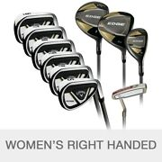 Callaway Edge 10-piece Womenand039s Graphite Golf Club Set Right Handed