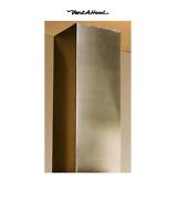 Vent-a-hood Wdc-36/36 Ss 36 Wall Mounted Duct Covers For Pr18/prx18/np18/npx18/