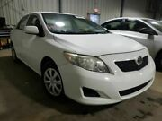 Driver Front Knee Excluding S And Xrs Fits 09-10 Corolla 1796756