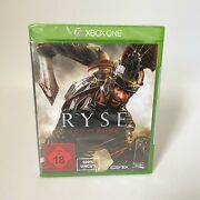 Xbox One Game Ryse Son Of Rome Action Adventure Rome Soldier Usk18 German