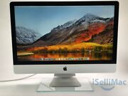 Apple 27 Imac 2014 3.5 Ghz I5 Mf886ll/a + I/o Issue Sold As Is