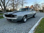 1969 Chevrolet Camaro 1969 Camaro Rs/ss 409 Fuel Injection New Paint 5 Speed Tko500