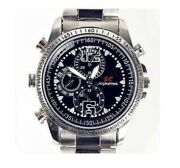 Sc High And Tide 8gb Spy Watch Hidden Camera And Video Recorder