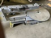 Dremel 1672 Two Speed 16 Inch Scroll Saw Tools Easy Blade Change Vintage