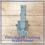 Cathedral Of Learning From Pittsburgh Scaled 100 Accurate Model
