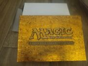 From The Vault Legends Sealed New Magic The Gathering Mtg Ftv