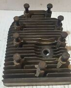 Allis Chalmers B110 Briggs And Stratton 10 Hp Engine Cylinder Head With Bolts