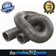 2 Inch Duct Hose Ac Heater Defrost 6 Ft Plastic Air Conditioning Free Shipping