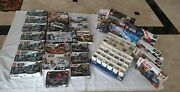 Lego Large Star Wars Box Lot With Damage. Opened Boxes On Right Missing Figures.
