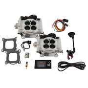 Fitech Fuel Injection System 31061r Go Efi 2_4 And Redhorse In-line Fuel Pump Kit