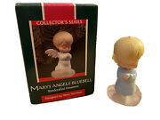 1989 Hallmark Ornaments Collectors Series 2 Maryand039s Angels Bluebell