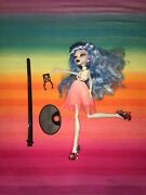 Monster High----dawn Of The Dance Ghoulia Yelps----doll And Accessories 253